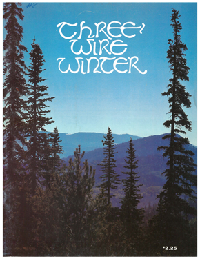 Issue #08, Fall 1978 - Three Wire Winter Collection