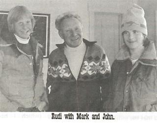 Issue #13, Winter 1980 - Rudi Schnackenberg Interview