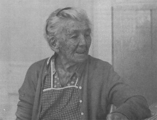 Issue #04, Winter 1977 - Josephine Yoast Interview, Part 1