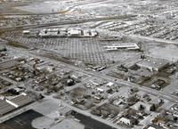 Aerial Photography - 1965 - Cinderella City Construction