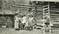 Ladies group at Castle Peak