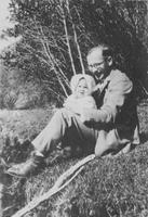 Bill Luby and Jean Allen