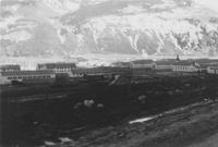 Camp Hale barracks