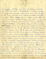 Dolly Duncan graduation speech, 1906