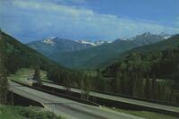 Interstate 70, Vail Pass