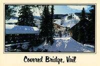Covered Bridge, Vail