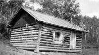 Nicholas E. Buchholz cabin, Castle Peak