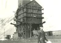 Coaling tower, Minturn