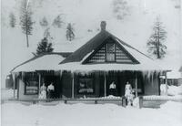 Goodale family home