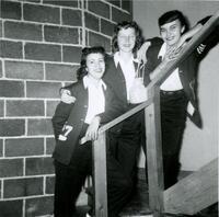 Cecilia Bustos, Glenda Walker, and Alice Pierson