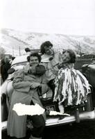 Bonnie Gilmer, Ronita Ziemer, and Glenda Walker
