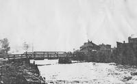 Bridge over Eagle River at Minturn