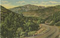 Vail Pass, 1951
