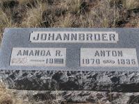 Amanda R. and Anton Johannbroer