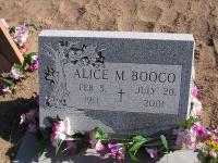 Alice M. Booco