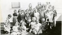 Children at the Methodist Church