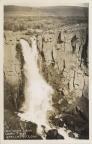 North Clear Creek Falls near Lake City, Colo.