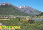 Durango & Silverton Narrow Gauge Railroad Steam Locomotive