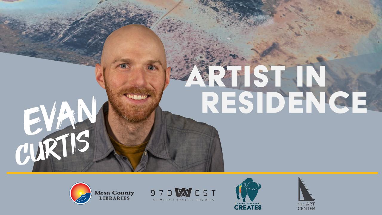 Artist in Residence: Evan Curtis