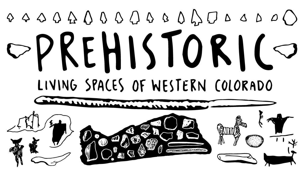 Prehistoric Living Spaces of Western Colorado