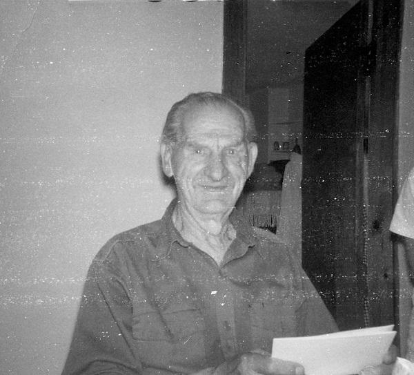 First Interview with Joseph John Egger