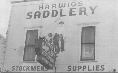 Harwigs Saddlery and Western Wear, Steamboat Springs, Colorado