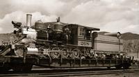 Denver & Rio Grande Western Engine 268