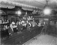 Hyman's Saloon in Leadville, Colorado