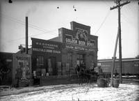 The Golden Beer Depot