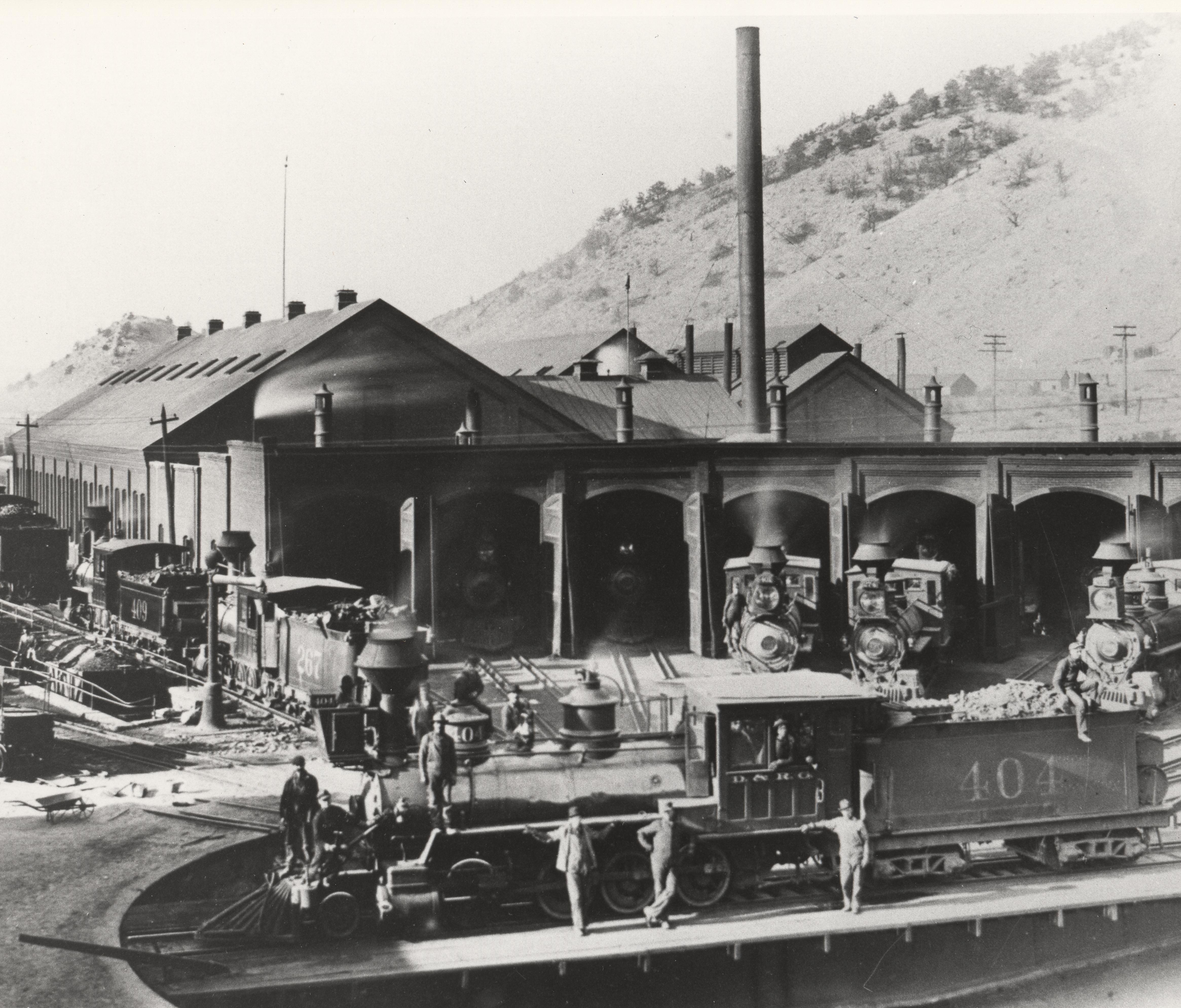 Denver & Rio Grande Western Railroad
