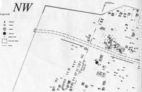 Northwest Lone Tree Cemetery Map